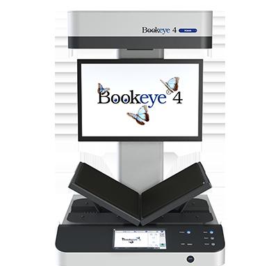 Bookeye® 4V3Kiosk