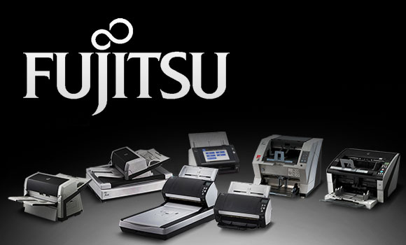 Fujitsu Production Scanners