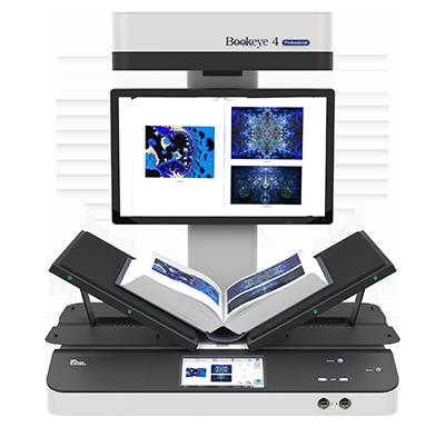 Bookeye® 4V2 Professional