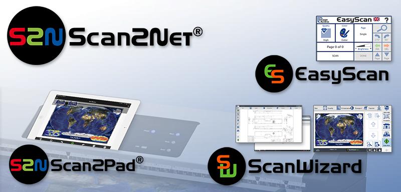 Scan2Net software