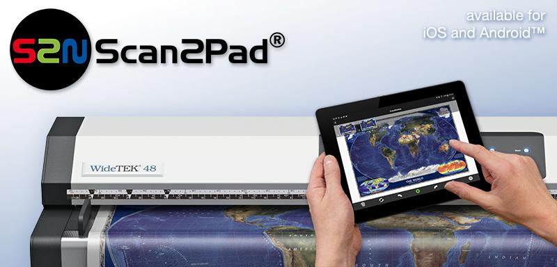 Scan2Pad