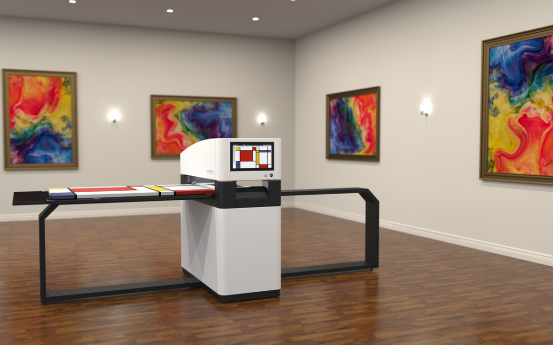 Product Developments from Image Access Art scanner enhanced with backlight and extended scan table options, even more flexible MFP solutions at the best prices on the market