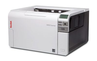 Alaris i3450 Scanner
