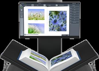 Bookeye 5 V2 Overhead Book Scanner