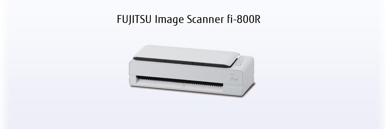 Fujitsu Fi-800R scanner