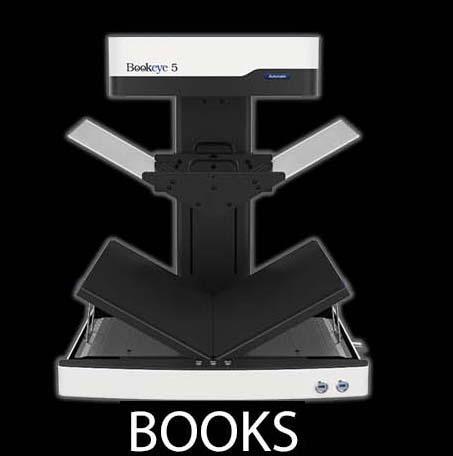 BOOKEYE SCANNERS